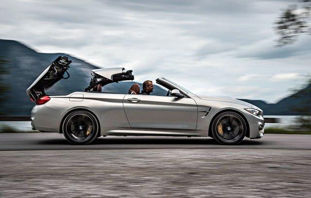 BMW bez krova