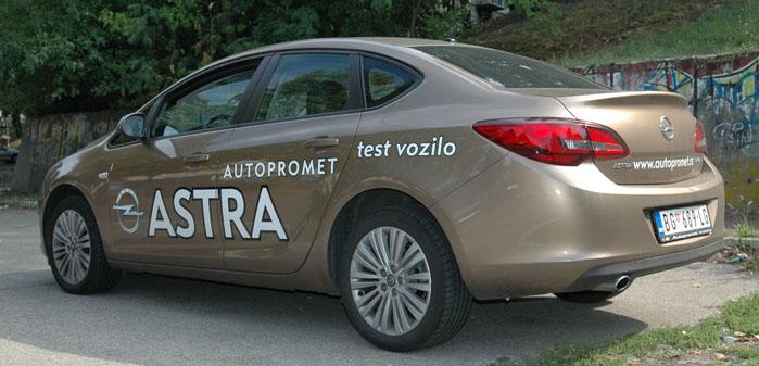 Astra Sedan Todorovic Foto