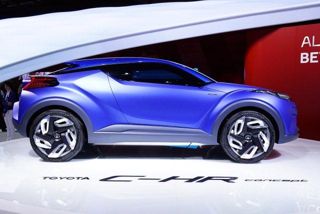 C-HR nova Toyota