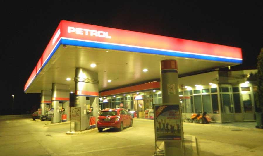 petrol-verso-na-testu